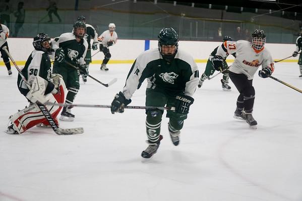 JV Hockey vs. Kimball Union Academy