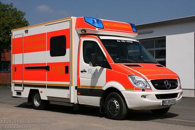 Rettungsdienst Kreis Heinsberg