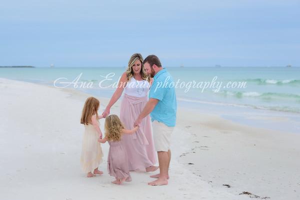 The Savage family  |  Panama City Beach