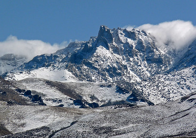 Winterscapes-Ruby Mountains & Lamoille Canyon