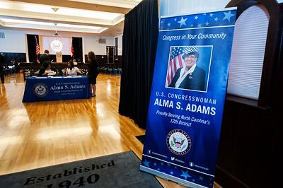 Congresswoman Alma Adams Swearing In & Oath of Office Ceremony @ The Palmer Building 1-26-17 by Jon Strayhorn