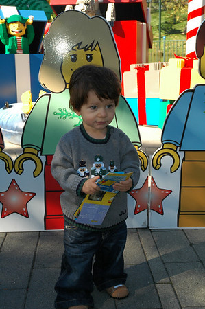 Month 15 -- Mattin in Legoland