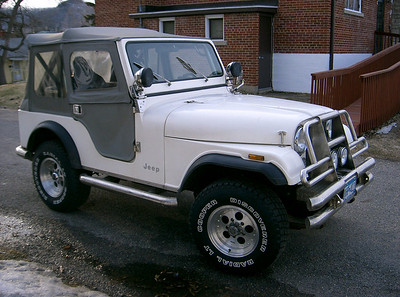 My Jeep CJ5
