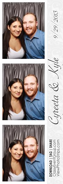 2013-09-29 Kyle and Cyreeta