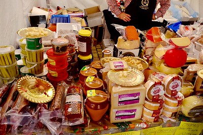 Estepona and Cheese Fair