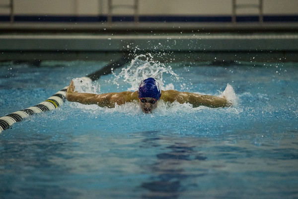 CWRU vs JCU Swimming 11-9-19