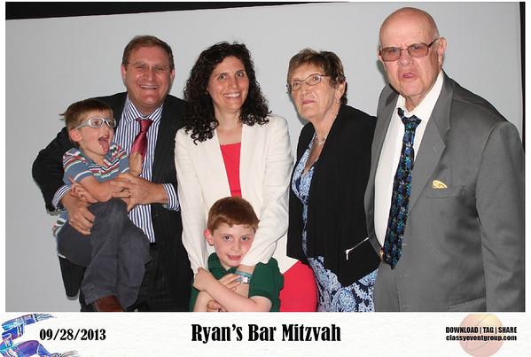 2013-09-28 Ryan's Bar Mitzvah