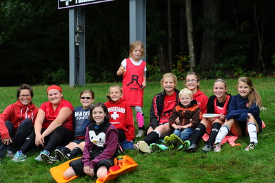 Rutland Rec 2016 Gr 3/6 Bellows Falls Field Hockey