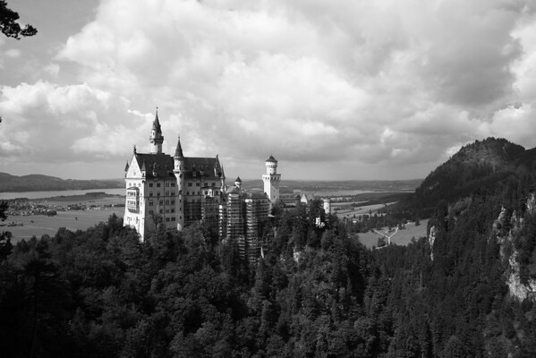 Germany 2008 B&W