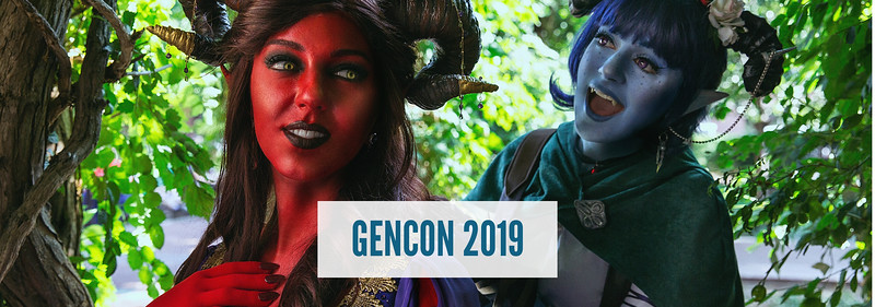 GenCon 2019 Overview