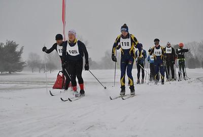 2016-01-10  NordicSkiRacer.com  Krazy Klassic photos by Mark Irish