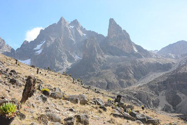Mt. Kenya February 1-10, 2014