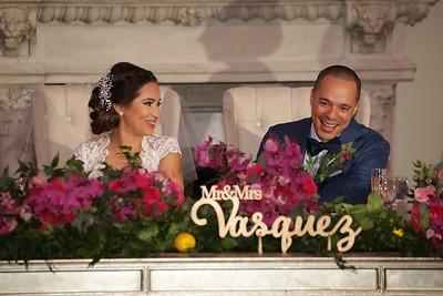 Yolanda & Enrique wedding at The Rockleigh