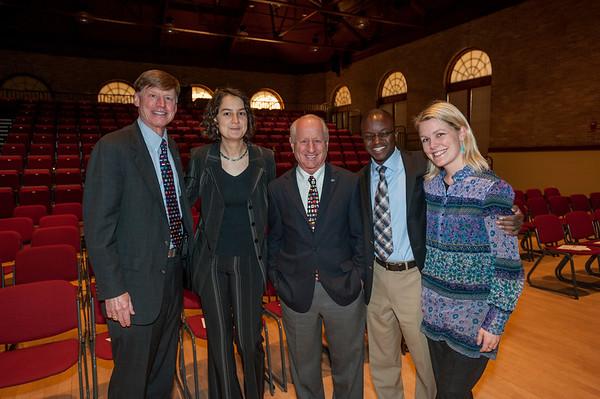 Davis UWC Panel Discussion (2010)