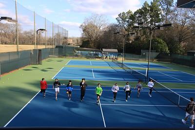 Tennis Academy 2011 2012