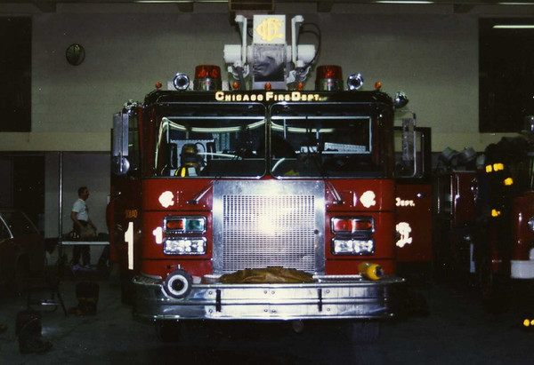 Chicago Fire Department : Engine 13 Squad 1 Battalion 1 Early '90's