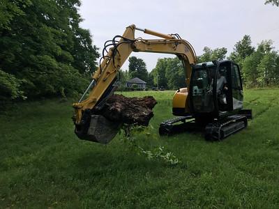 Rolands excavator