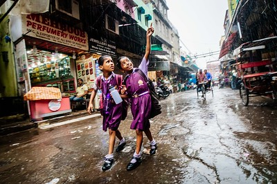 MONSOON: Drenched in Delhi