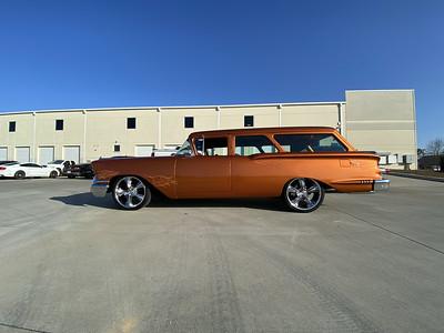 1958 Nomad Custom 2dr
