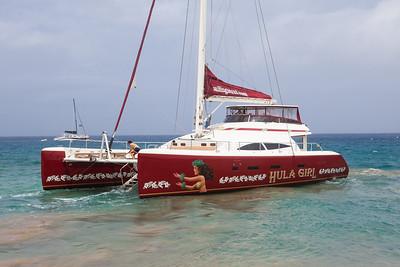 Activities - Catamaran
