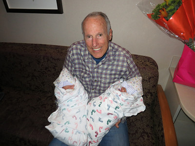 The Twins Arrive, 1/11/13