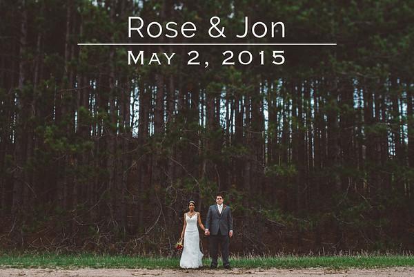 Rose & Jon