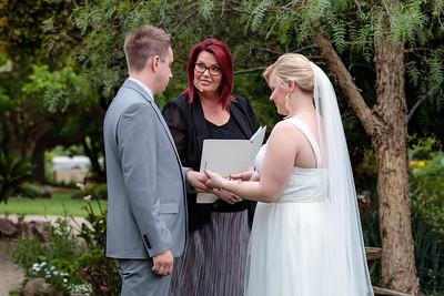 Monica and Justin - Wedding