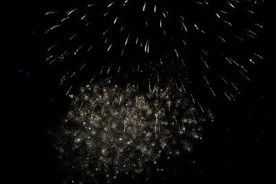 Sugarloaf fireworks