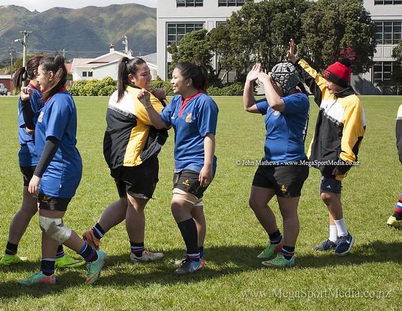 20150926 Womens Rugby - Wgtn Samoan v Tasman _MG_2649 a WM