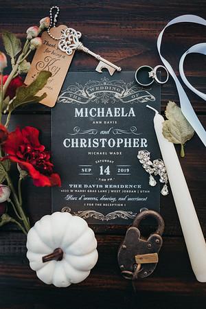 Michaela and Chris Wedding Ceremony