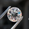 2.63ct Old European Cut Diamond GIA K VS1 5