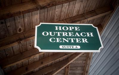 September 2nd, 2015  Sister Germana at Hope Outreach Center Davie, FL