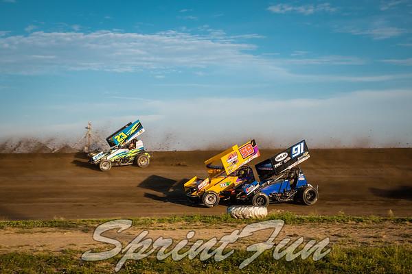 Waynesfield OH Speedweek 6-21-17