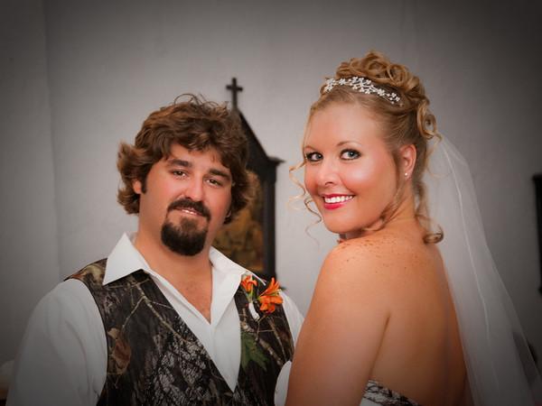 Shane & Lea Ann Wedding  - 2010
