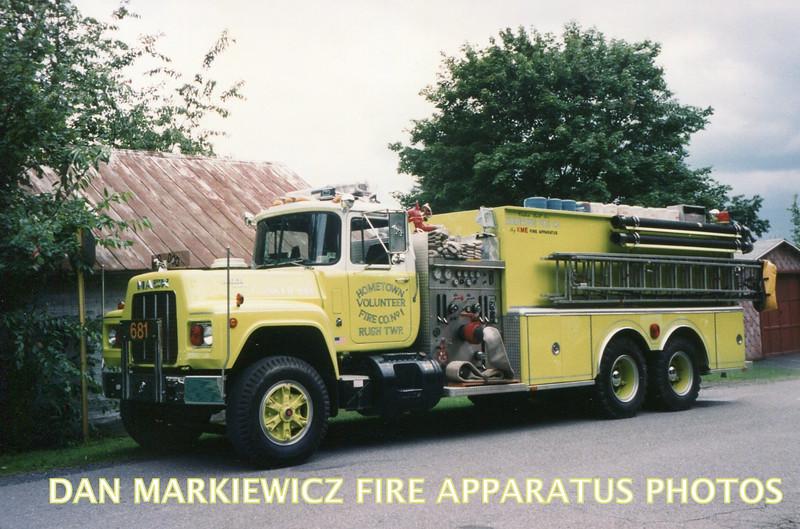 HOMETOWN FIRE CO.