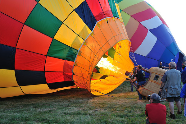 International Ballon Festival 2012