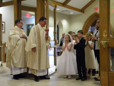 First Holy Communions 2019