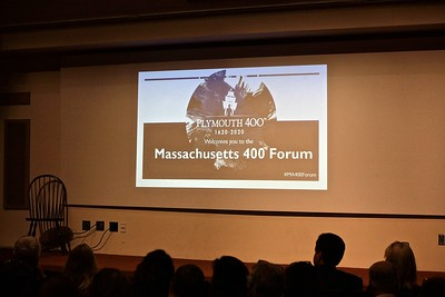 Massachusetts 400 Forum  3/16/15
