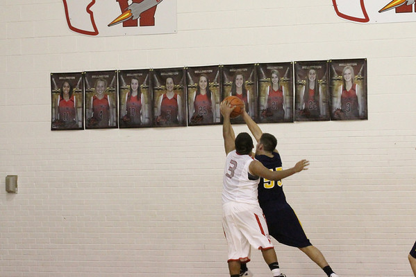 Rockets Basketball 2012