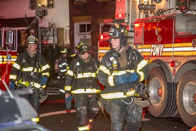 Park Ave. 2nd Alarm (Brooklyn, NY) 1/11/17