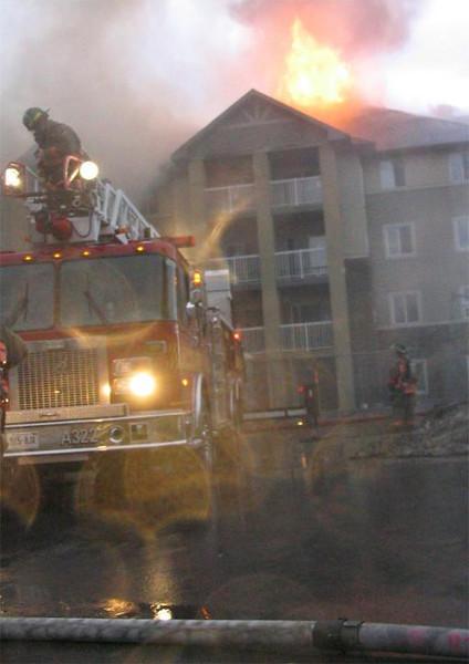 January 13, 2005 - 3rd Alarm - Warden Ave. & St.Clair Ave.
