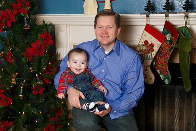 Hearne Family - Christmas 2012