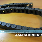 SKU: AM-CARRIER/15/20, Cable Dragging Chain W15 H20 with Connectors (~1m), for TruCUT Laser Cabinet X
