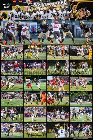 2017 Football Highlight Photos