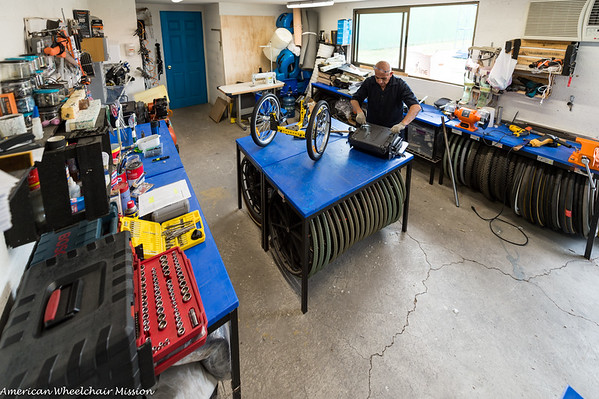 CRIT Center Repair Shop