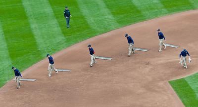 Twins Baseball Home Opener 2011
