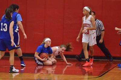 JVG Basketball vs IHC 12-1-17