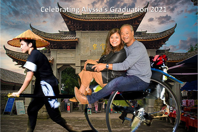 Alyssa Graduation Celebration