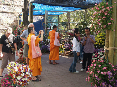 Flower Festival Chiang Mai, Thailand