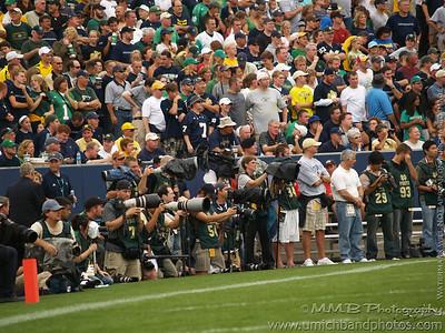 Notre Dame Game Photos 2008